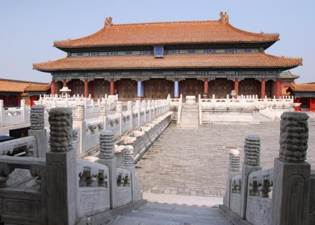 VIAJES A CHINA MILENARIA  - Buteler en China